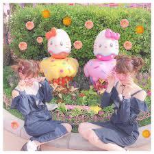 ユニバの季節別コーデはお揃いの双子の服装やキャラクターの格好も Belcy