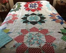Bluebird Gardens Quilts and Gifts & Full Swoon Reversible Handmade Quilt Adamdwight.com
