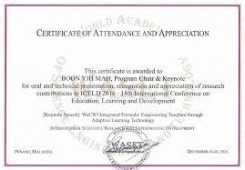 Teacher Appreciation Certificate Template Fresh Conference Of