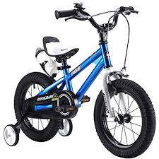 Royalbaby Freestyle Boys Girls Kids Children Child Bike Bicycle 6 Colours 12 14 16 18 With Stabilisers Water Bottle And Holder