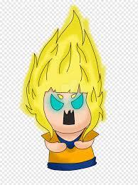 Goku meme dragon ball pepe el personaje ...
