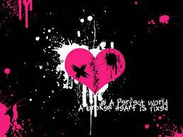 emo broken heart wallpaper 44 emo broken heart images for free