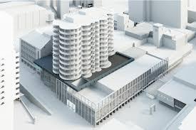 an oma development threatens a landmark of dutch urban design