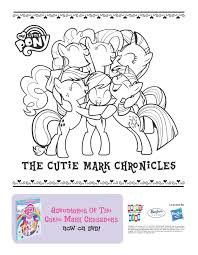 Small Picture My Little Pony printable coloring sheet My Little Pony