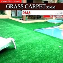 indoor outdoor grass home depot carpet rug fake roll green artificial turf area