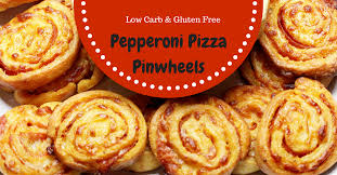 these low carb and gluten free pepperoni pizza pinwheels will be your next favorite thing