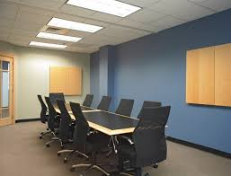 office conference room. Champion Office Suites Garden City Long Island New York Large Conference Room