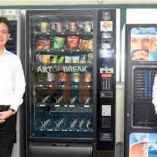 Atlas Vending Machine Custom DYMON ASIA PRIVATE EQUITY INVESTS IN UE MANAGED SOLUTIONS Dymon
