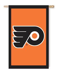 Flyers Flag Philadelphia Flyers Applique House Flag