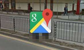 Payment Advice Slip Beauteous Google Maps Street View Woman Gets Stuck In Fence When Crossing The