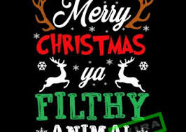 Every week we add new premium graphics by the thousands. Merry Christmas Ya Filthy Animal Svg Merry Christmas Ya Filthy Animal Vector T Shirt Design For Download Buy T Shirt Designs