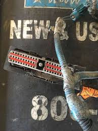 used engine wiring harness for a international dt466 engine for used engine wiring harness for a international dt466 engine