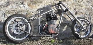 custom bobber motorcycle frames. Contemporary Frames Yamaha_xs650_custom_bobber_chopper_frame Inside Custom Bobber Motorcycle Frames