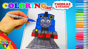 We have collected 39+ thomas the train and friends coloring page images of various designs for you to color. Thomas And Friends Coloring Book Thomas The Tank Engine Colour Episode Colouring In Toyfuntv Youtube