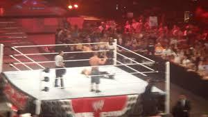 Wwe Title Dark Match John Cena Vs Edge Mon Night Raw Austin Tx 5 31 10