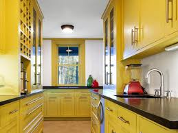 yellow and white painted kitchen cabinets. Innovative Yellow Kitchen Cabinet About Interior Decor Concept With Paint For Kitchens Pictures Ideas Amp Tips From Hgtv And White Painted Cabinets H