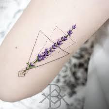 Pin By Brandi J On Tattoos Lavender Tattoo Tattoos Small Girl