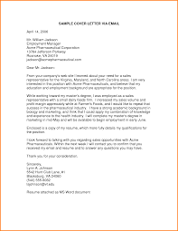 Cover Letter Resume Email. Resume Example Examples Of Email Cover ...