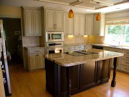kitchen tile flooring dark cabinets. Image Of: Kitchen Tile Backsplash Ideas With Dark Cabinets Flooring