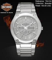 harley davidson mens watch