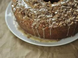 This sour cream coffee cake recipe, topped with a delicate glaze, is so light and refreshing no one will guess its gluten my friend lisa had previously mentioned a cake she really enjoyed. Sour Cream Coffee Cake The Weekender Fn Dish Behind The Scenes Food Trends And Best Recipes Food Network Food Network
