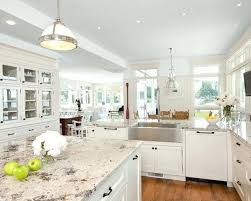 kitchen granite countertop this beautiful waterfront estate inspired by the cape cod style of the east