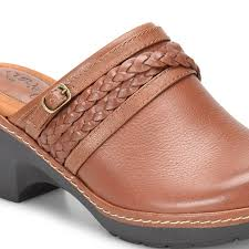 eurosoft women s blakely leather clogs