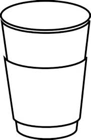 starbucks coffee cup clipart. Wonderful Starbucks Starbucks Cup Black And White Clipart Throughout Coffee N