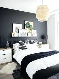 contemporary bedroom decor ideas example of a trendy light wood floor and beige floor bedroom design contemporary bedroom decor
