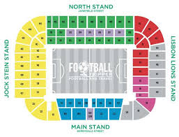 Secc Seating Chart Celtic Park Stadium Guide Glasgow Football Tripper