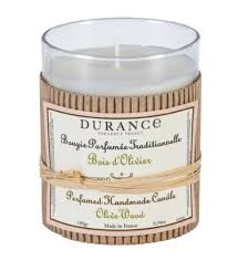 <b>Ароматическая свеча</b> Durance <b>Perfumed</b> Candle Wood Olive, 180 г ...