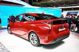 Toyota Prius Recalled Over Parking Brake Problem. Yes, the New ...