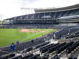 Royals Stadium Seating Chart Kauffman Stadium Seat Views Section By Section