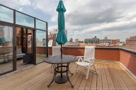 Interior Photography Terrace One Bedroom Apartment In Williamsburg Brooklyn  New York