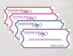 Microsoft Word Coupon Template Coupons for Mom Instant Download editable Microsoft word file 1