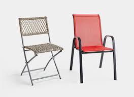 Outdoor metal chair Industrial Outdoor Patio Chairs Walmart Patio Furniture At Home