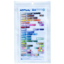 Us 6 99 Artkal Beads Physical Color Chart In Puzzles From Toys Hobbies On Aliexpress