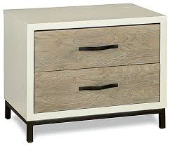 contemporary bedside furniture. modern gray and white 2 drawers nightstand contemporarynightstandsand bedsidetables contemporary bedside furniture