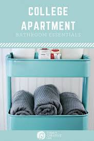 college apartment bathrooms.  Apartment College Apartment Bathroom Essentials  Start With The Basics For A Well  Stocked College Bathroom Inside Bathrooms L