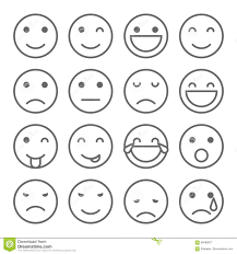 Kleurplaat Emojis Whatsapp Kids N Fun De 25 Ausmalbilder Von Emoji