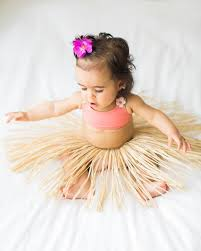 diy hula skirt an easy luau party