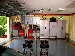 Cool Garage Man Cave Ideas image and description