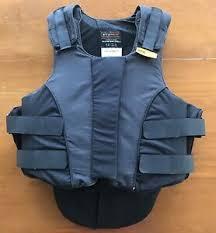 Details About Airowear Outlyne Ladies Body Protector L3 Slim Regular Black Equestrian Vest Euc