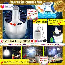 Bán Bóng đèn LED sạc tích điện | Bóng đèn năng lượng Mặt Trời | Bóng đèn  tích điện | Bóng đèn sạc năng lượng | Bóng đèn sạc Pin