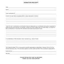 charitable contribution receipt letter charitable donation receipt template canada donation receipt