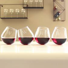 Personalized Tipsy Wine Glasses (Set of 4) - Free Shipping On Orders Over  $45 - Overstock.com - 15765596