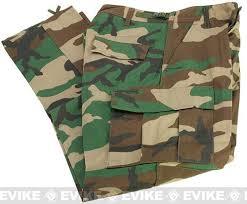 B D U Pants 65 35 Size Xxl Woodland