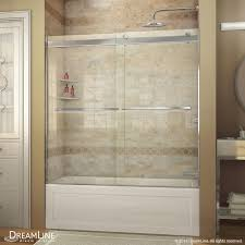 how to install sliding shower doors pictures
