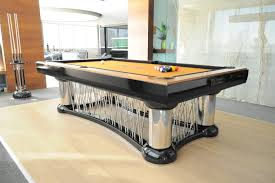 cool pool tables designs. Contemporary Tables Nice Cool Fantastic Elegant Modern Custommodernpooltable With Dark Black  Frame For Cool Pool Tables Designs P