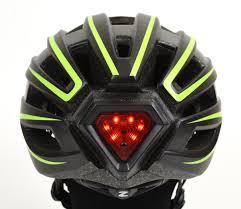 Zefal Helmet Light Zefal Adjustable Light Up Bike Helmet L 58 61cm Universal